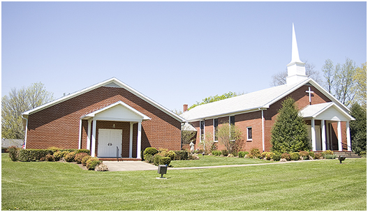 Millbrooke Christian Church Located in Hopkinsville, Ky